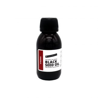 100ml Strong Strength Black Seed Oil by The Black Seed Oil Company