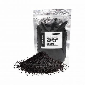 Nigella Sativa / Black Seed / Kalonji Seeds - 100g pack